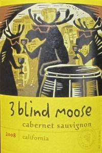 blind moose