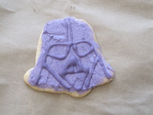 darth cookie