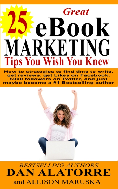 25 eBook Tips COVER authorSSS
