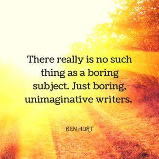 unimaginative