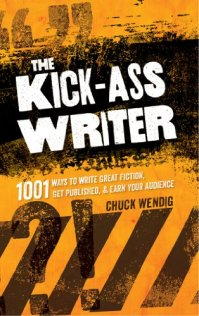 kick-ass writer
