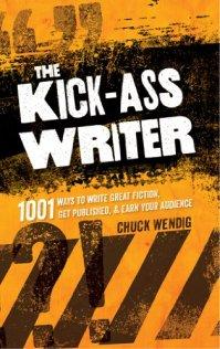 kick-ass writer