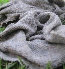 old blanket