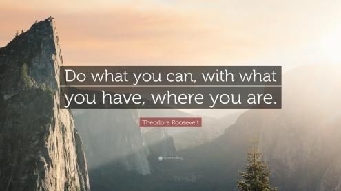 Roosevelt quote