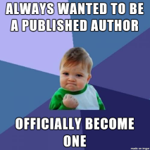 author meme